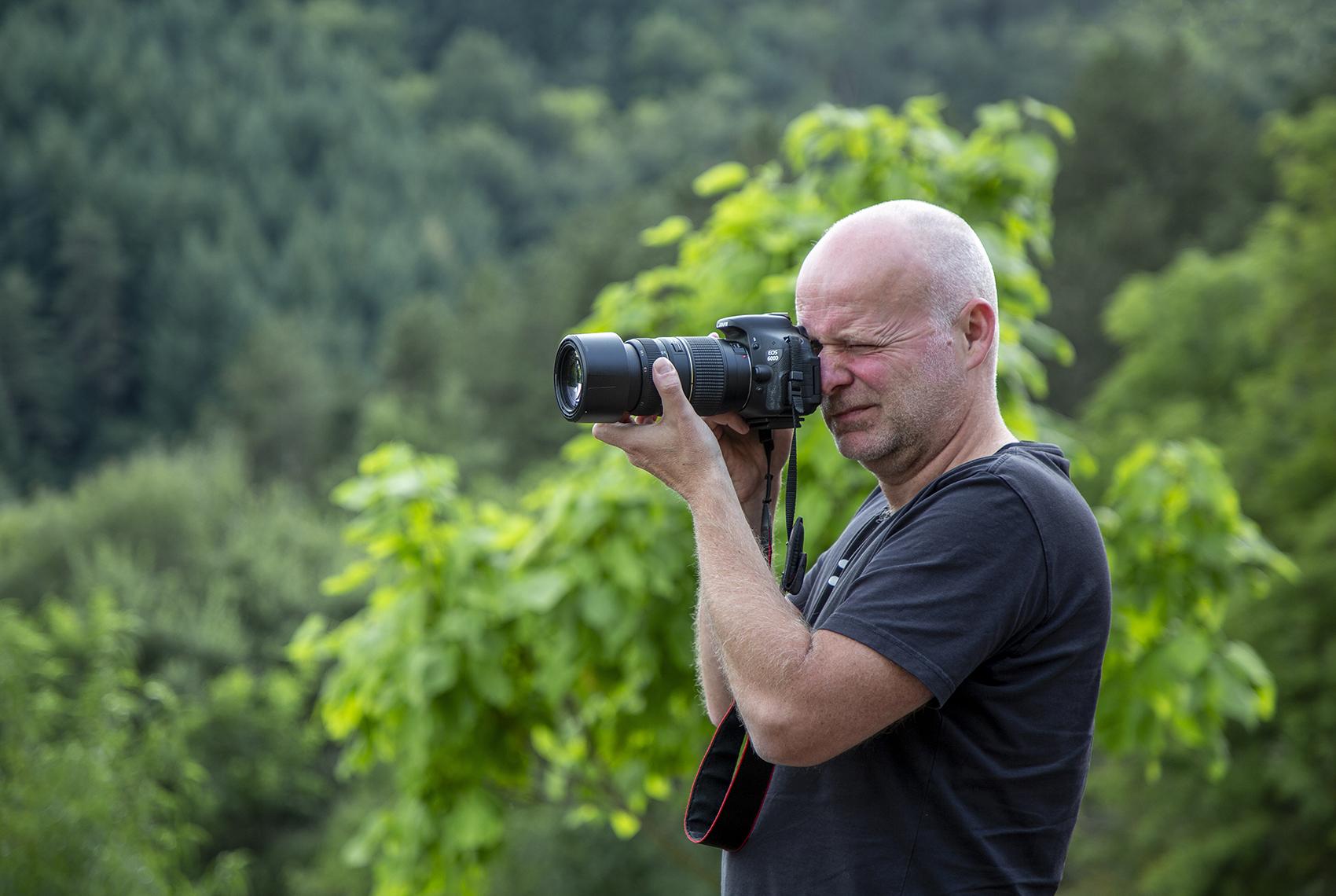 Persoonlijke doelen Fotografiecursus Frankrijk